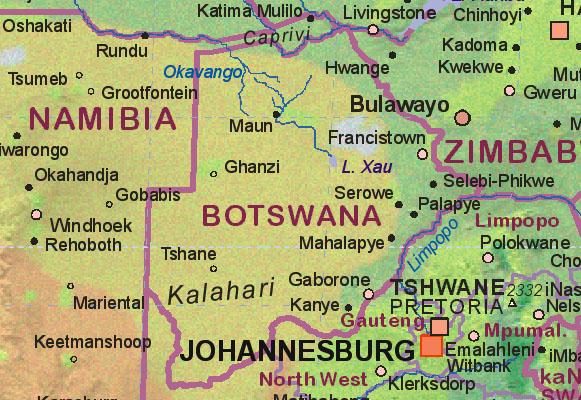 of Botswana