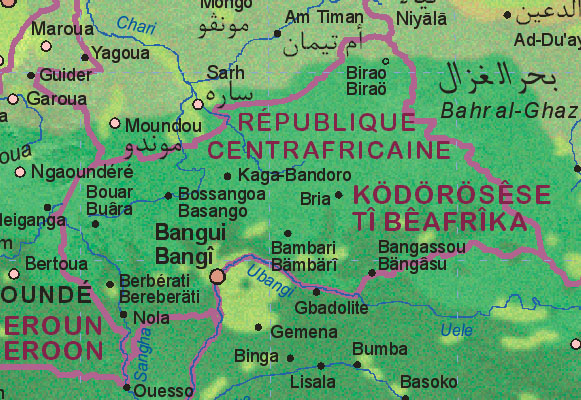 of Central African Republic