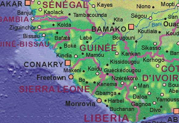 of Guinea