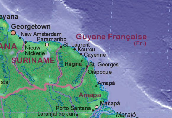 of French Guyana FR