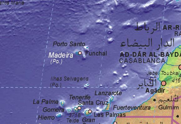جزر ماديرا الخلابة