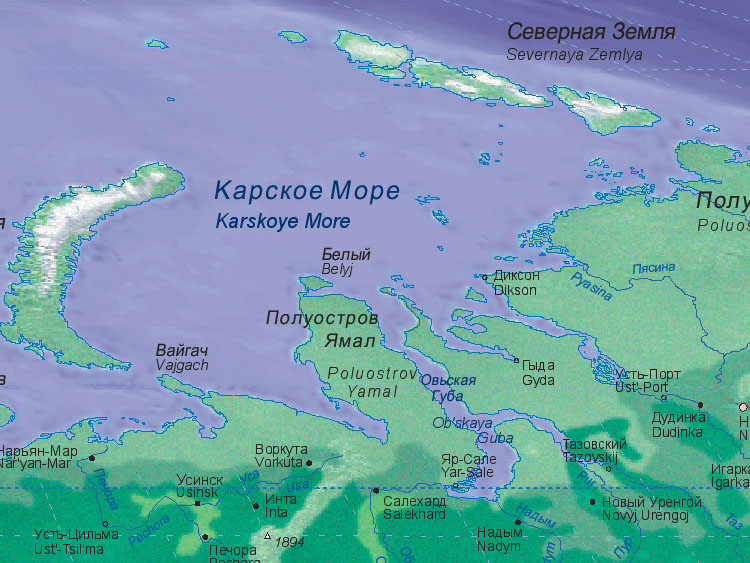 Map Of Russia And Surrounding Countries. map of russia and surrounding